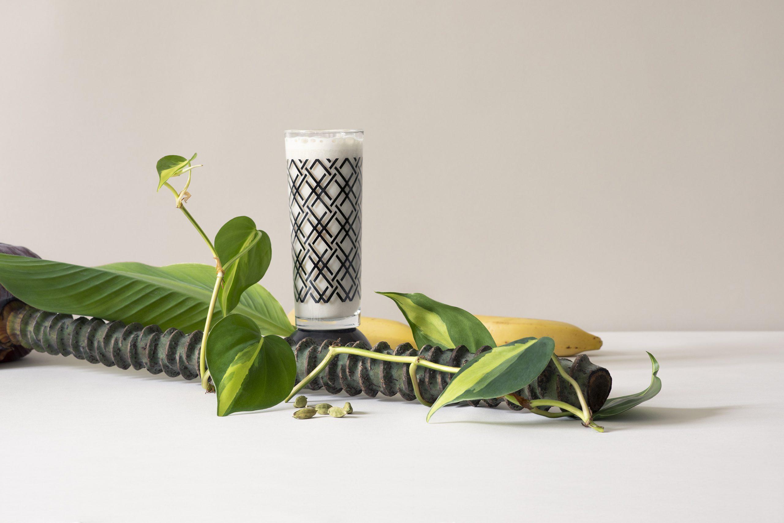 Série Lait & Plantes pour La Milk Factory